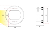 wibre led sviestuvo 40271 schema
