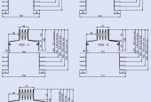 Herget ASS difuzorius matmenys