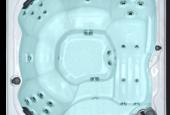 Serenity m5000 spa su vandeniu