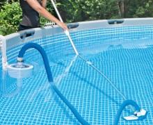 baseino valymo komplektas