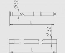 teleskopinis kotas-17003